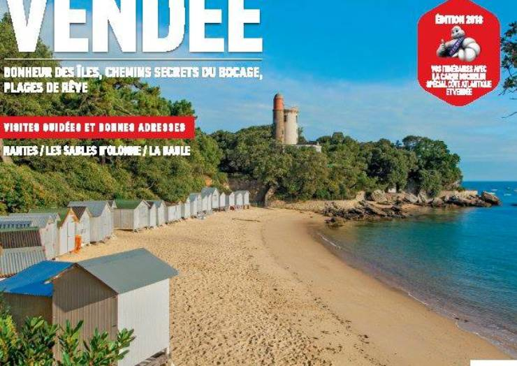 Vendée Vallée à l'honneur dans Détours en France