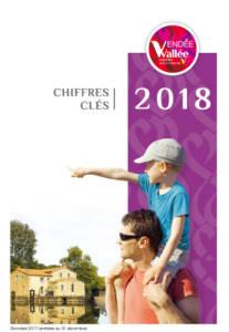 chiffres clés Vendée Vallée 2018