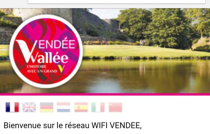Wifi Vendée Vallée