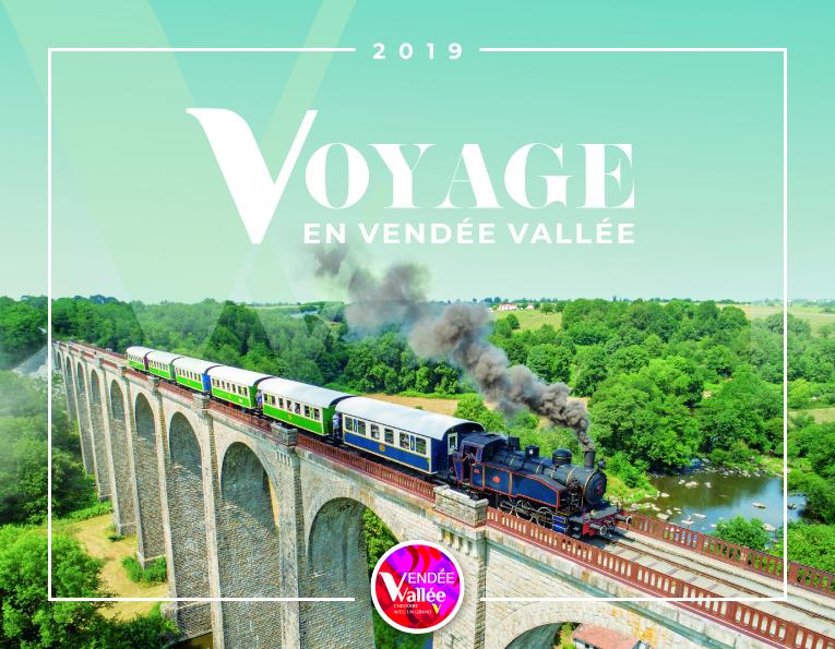 Brochure, carte touristique 2019