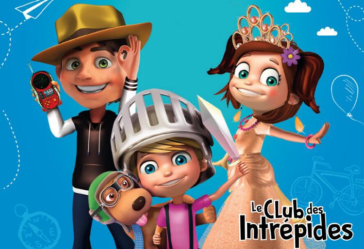 Le Club des intrépides