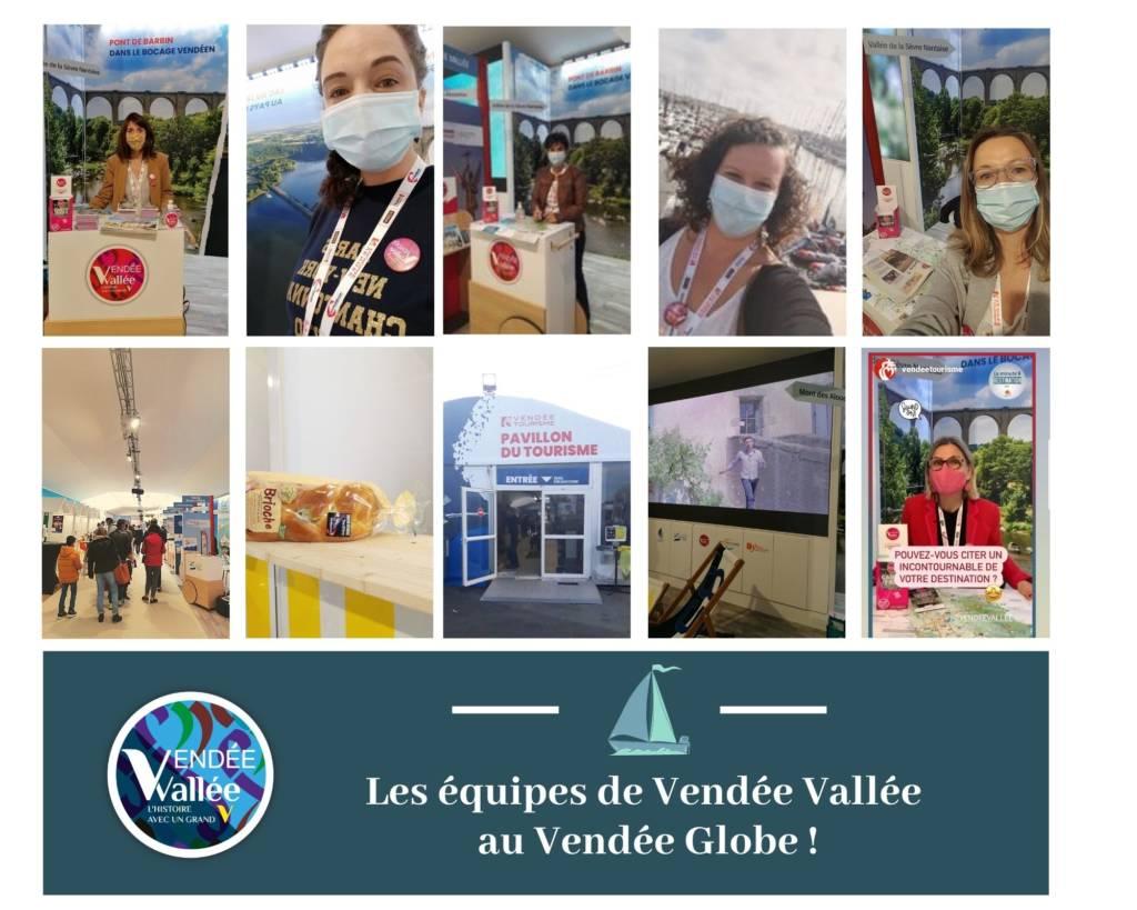 Vendée Vallée au Vendée Globe