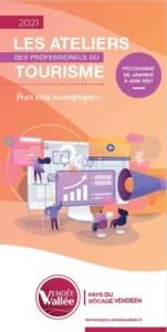 Couv flyer Ateliers tourisme 2021