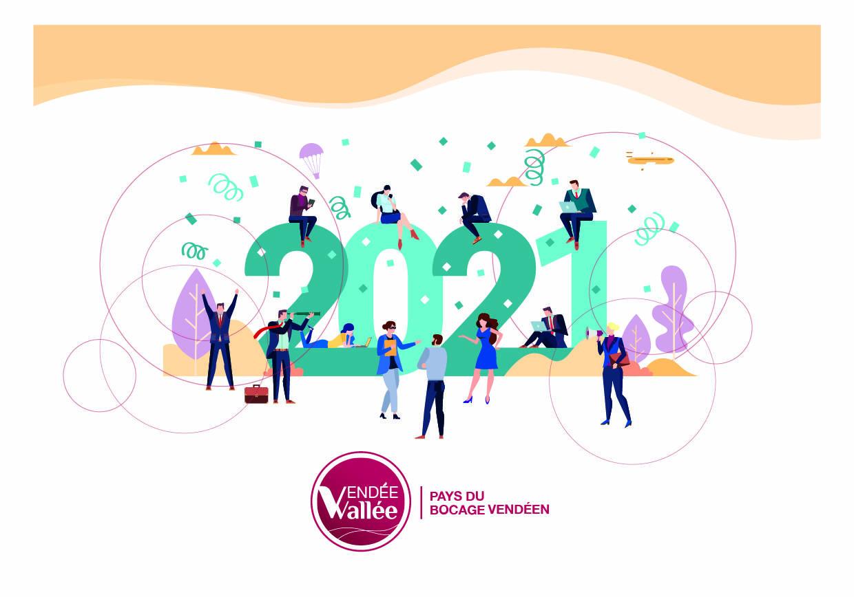Bonne année 2021 – Ateliers du tourisme
